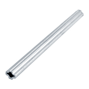 KEY GUIDE TUBE, 6 INCHES LONG
