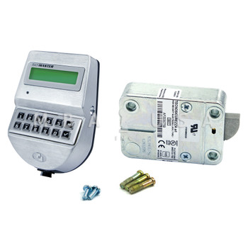 TECHMASTER IP SWINGBOLT LOCK W/ CHROME KEYPAD, DALLAS KEY READER -------(Price is MSRP)