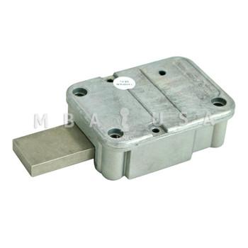 LAGARD 4-WHEEL KEYED SAFE LOCK W/ LONG BOLT