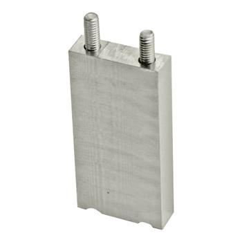 """2"""" BOLT EXTENSION FOR SECURAM DIRECT DRIVE (INCLUDES SCREWS)"""