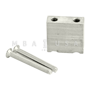 "1"" BOLT EXTENSION FOR SECURAM DIRECT DRIVE (INCLUDES SCREWS)"