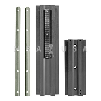 EXTENDED GUIDEWAY KIT FOR MAGNETIC DRILL PRESS