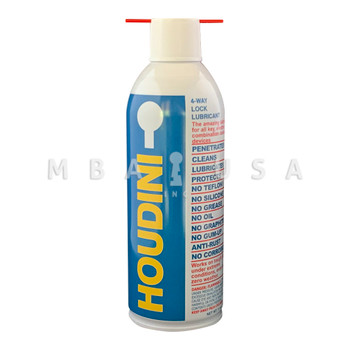 Houdini Lock Lube (11oz)  -  Ground Shipping Only