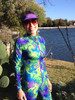 GAIA Unisex Patterned Lycra Diving Suit