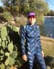 SHARKSKIN Unisex Patterned Lycra Diving Suit