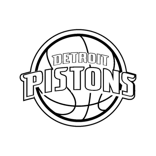Basketball NBA Detroit Pistons