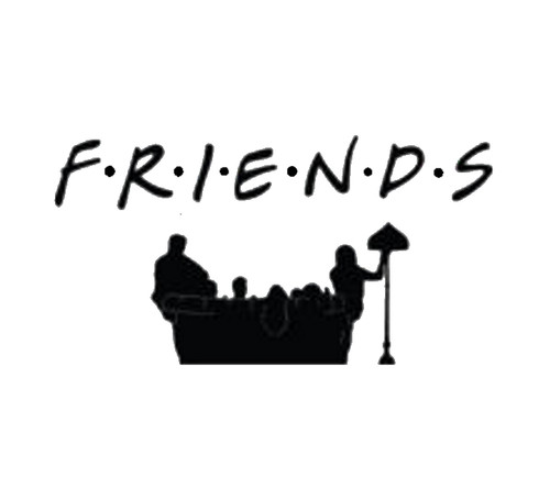 Television TV Friends