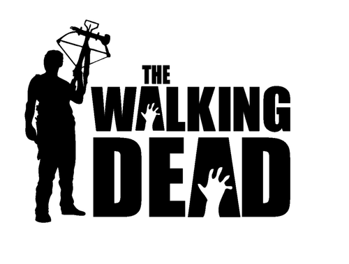 Zombie The Walking Dead Daryl Dixon V2