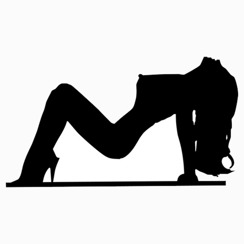 Sexy Naughty Girl Pinup Arched Back