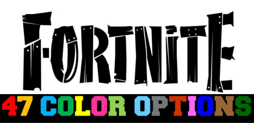 Fortnite Logo v2