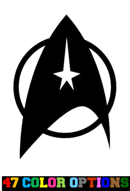 Star Trek Next Generation Badge
