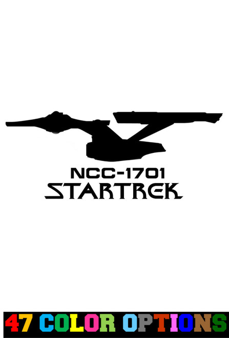 Star Trek NCC-1701 Enterprise Starship