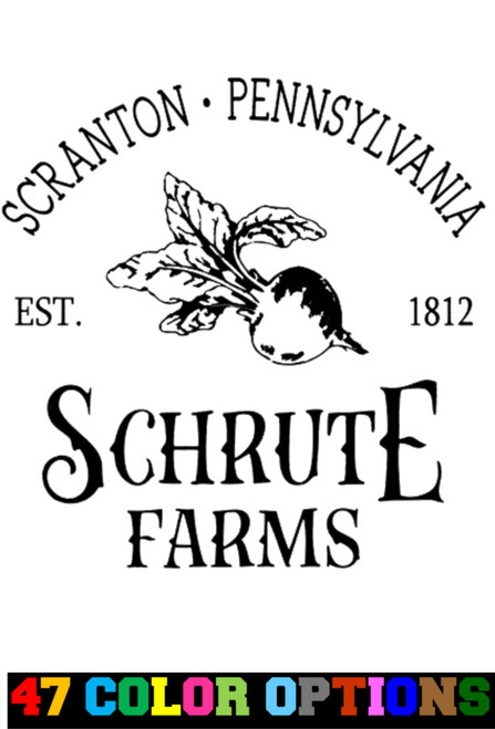 The Office Dwight Schrute Farms