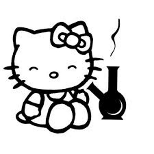 Hello Kitty Stoned Weed