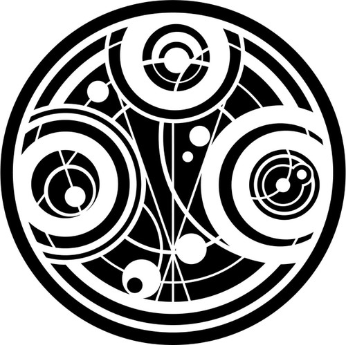 Doctor Who Gallifrey Time Lord Seal Of Prydonian