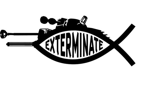 Doctor Who Dalek Exterminate