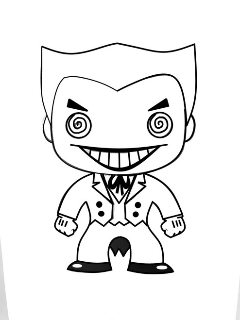 DC Funko Pop Batman Joker