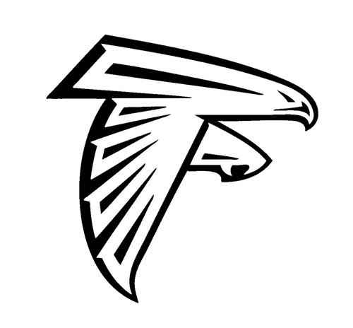 Football NFL Atlanta Falcons