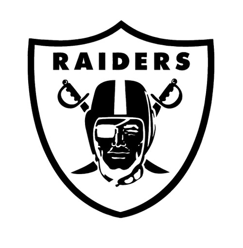 Football Nfl Oakland Raiders