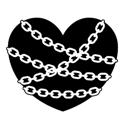 Chained Heart Love