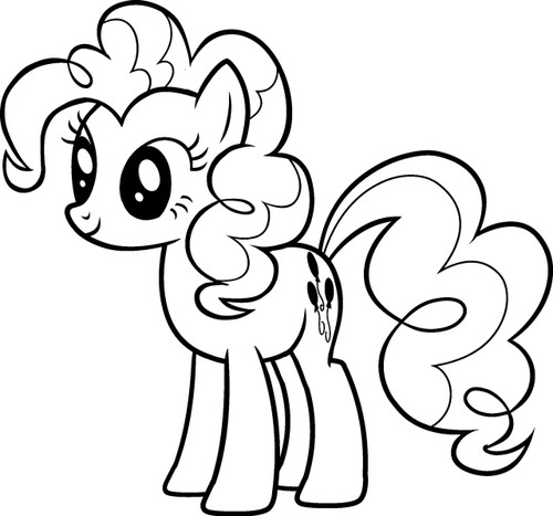 MLP My Little Pony Pinkie Pie