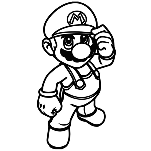 Video Games Super Mario