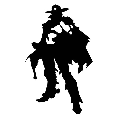 Video Game Overwatch McCree