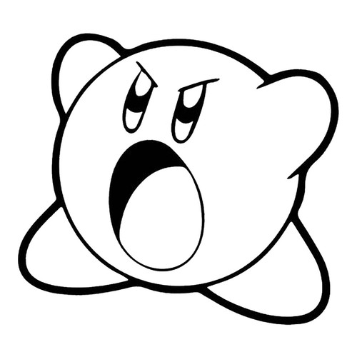 Video Game Kirby v2