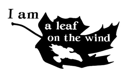 Firefly Serenity I Am A Leaf On The Wind