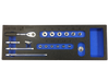 "Ko-ken Socket Set in Foam PM-HND-1005-00-F| 1/4"" Square Drive Z Series"
