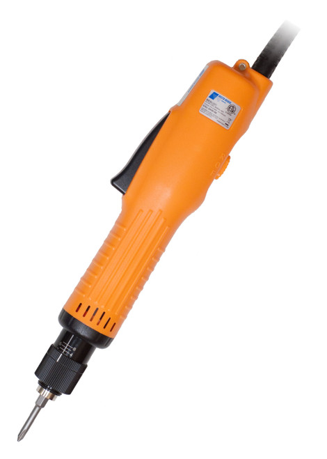 Delta Regis BESL301 | BESL3 Series 120VAC Direct Plug In Screwdriver, 0.39-2.16-2.16Nm/3.47-19.12 In.Lbs, 1200 RPM, Lever