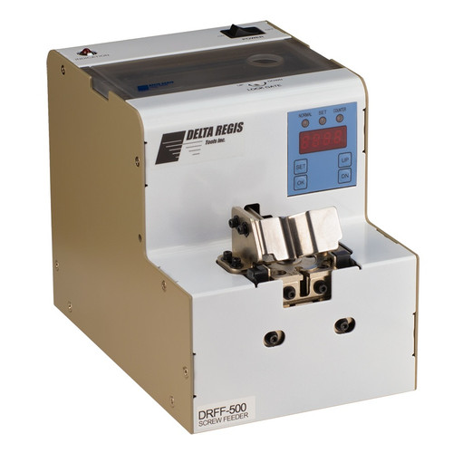 Delta Regis DRFF-500-5.0   Screw Feeder, 5.0mm screw thread diameter, standard handheld pickup, max thread 12mm