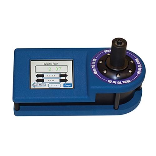Delta Regis DRTQ-10-i   DRTQ Torque Tester, 0.11??1.13 Nm/1.00-10.00 in-lbs, 1/4 In square drive