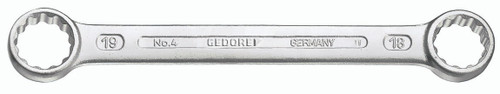 Gedore 6056460, Flat ring spanner 36x41 mm