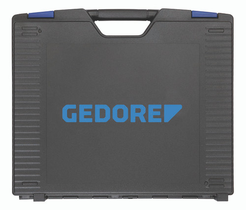 Gedore 2881381, Tool case empty with inserts