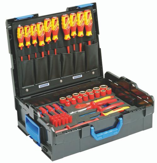 Gedore 2979063, VDE Tool assortment HYBRID 53 pcs in L-BOXX 136