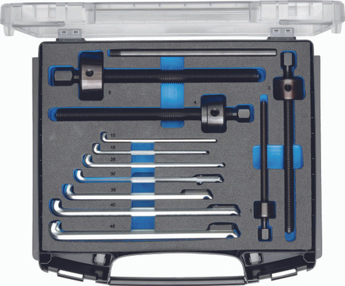 Gedore 2964392, Ball bearing extractor set in i-BOXX 72