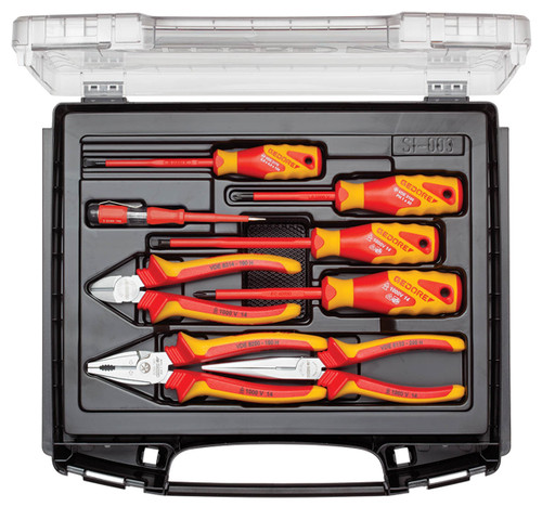 Gedore 1828045, VDE Tool set 8 pcs in i-BOXX 72