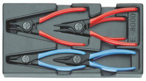 Gedore 1402196, Circlip pliers in 1/3 ES tool module