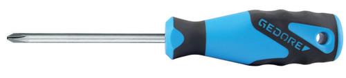 Gedore 2824051, 3C-Screwdriver PH 1, 100 mm