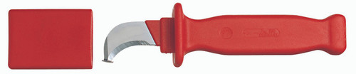 Gedore 6698490, VDE Cable knife with hooked blade