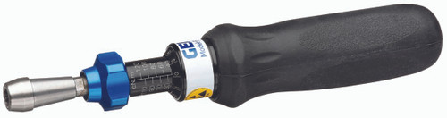 "Gedore 1400150, Torque screwdriver S 1/4"" 24-120 cNm"
