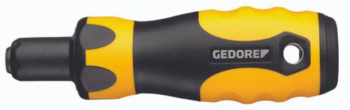 "Gedore 2927829, Torque screwdriver Type PGNE FS 1/4"" 2.5-13.5 Nm"