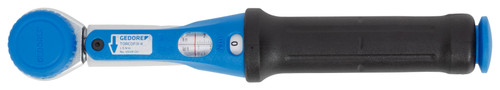 """Gedore 2201429, Torque wrench TORCOFIX K 1/4"""" 1-5 Nm"""