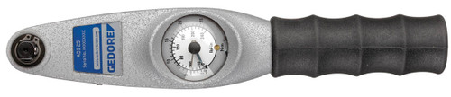 Gedore 7651550, Dial measuring torque wrench Type 83 5-25 Nm
