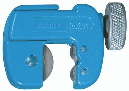 Gedore 4504560, Pipe cutter MINI-QUICK, 4-16 mm