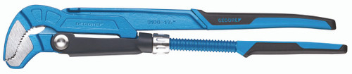"""Gedore 2530260, Pipe wrench 2C 1"""""""
