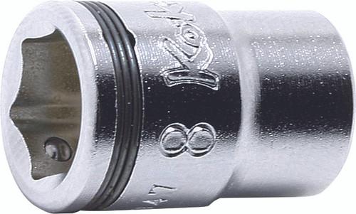 "Koken 2450MS-8 | 1/4"" Sq. Drive, Nut Grip Socket"