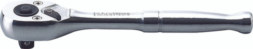 """Koken 2753PB   1/4"""" Sq. Drive, Reversible Ratchet with Quick Release Button"""