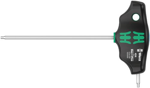 Wera 454 Hex-Plus 2 x 100 mm T-Handle Hex driver 05023330001